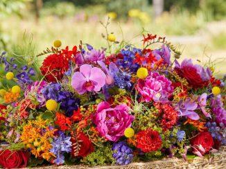 Afscheid-mete-bloemen